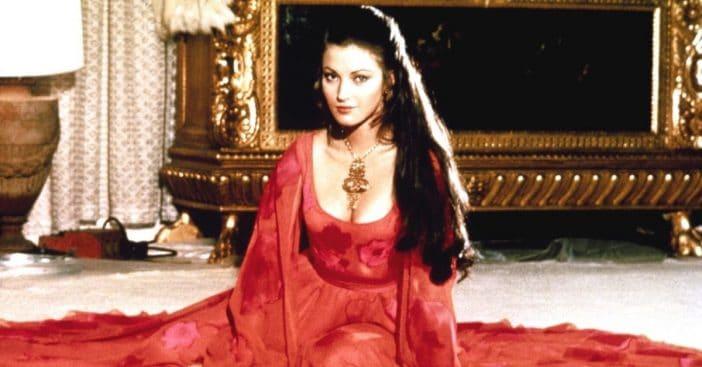 Jane Seymour was once mugged