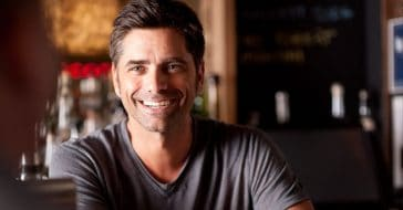 John Stamos is isolating for a third time