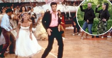 John Travolta and daughter do Grease dance in new Super Bowl ad