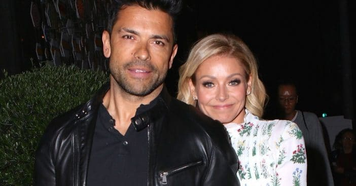 Kelly Ripa Leaves NSFW Comment To Mark Consuelos On Son's Birthday Post