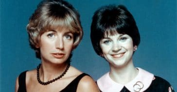 Laverne and Shirley were inspired by two girls who fought in real life