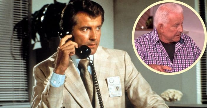 Lyle Waggoner then and after
