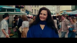 Lynda Carter rejoins the cast of Wonder Woman, this time in the live-action movie as Asteria