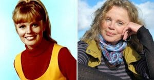 Marta Kristen as Judy Robinson and today