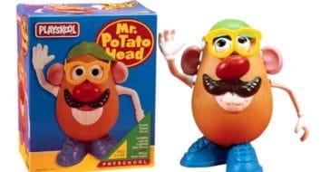 Nostalgic Mr. Potato Head Toy Is Going Gender Neutral 3