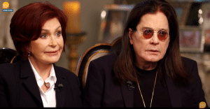 Ozzy and Sharon Osbourne got through a lot of hurdles in their marriage