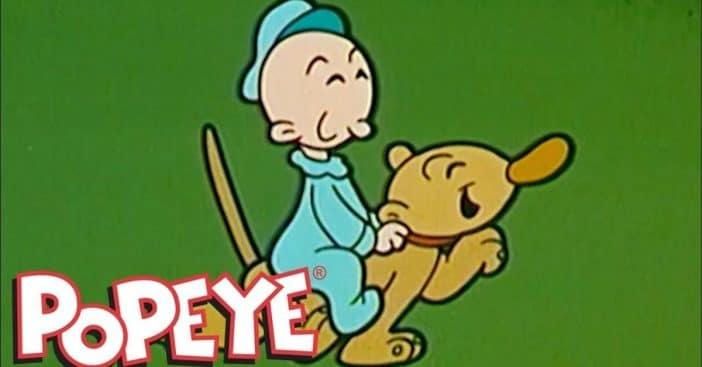 Popeye and Eugene