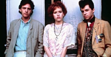 Pretty in Pink star had to be convinced to act in the film