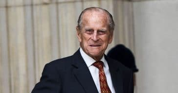 Prince Philip is in the hospital
