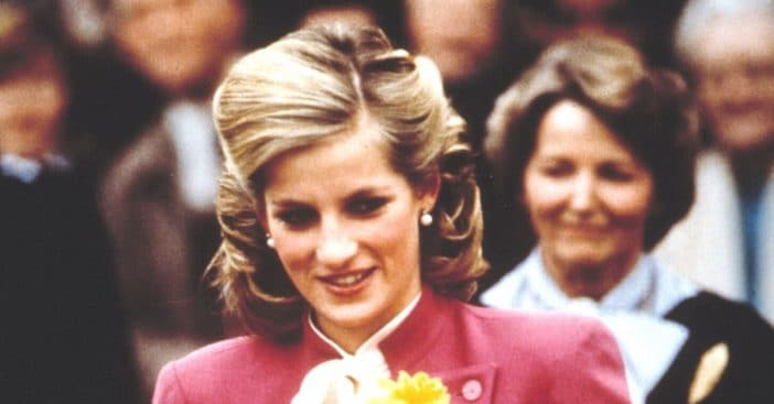 Princess Diana called this former president the sexiest man alive