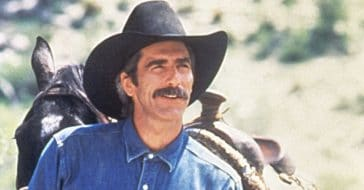 Sam Elliott looks back on his first western role