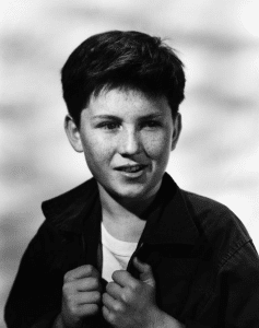 A young Billy Gray in 1951
