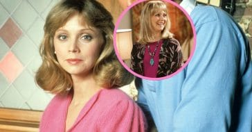 Shelley Long then and now
