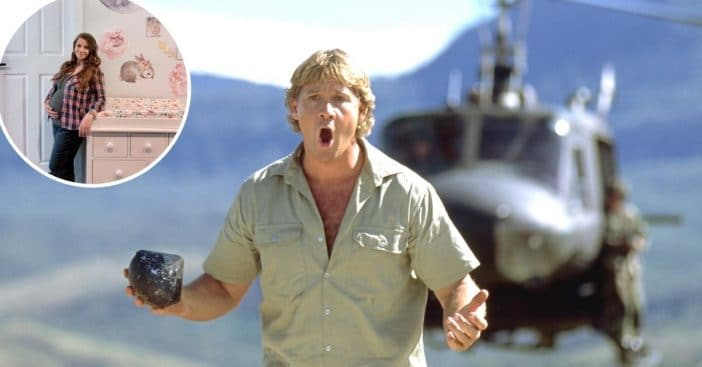 Steve Irwin would have loved to be a grandpa his family says