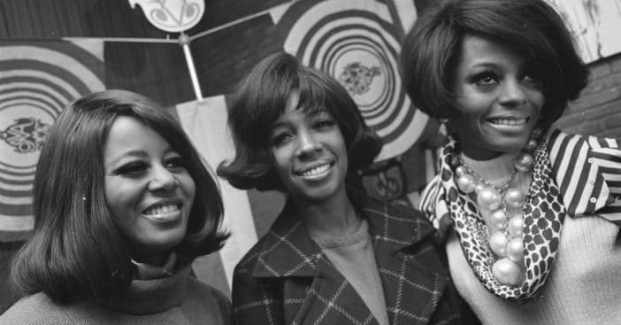The Supremes started as a group of classmates and friends