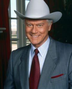 The despicable J.R. Ewing