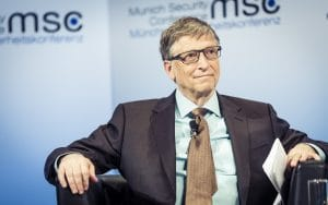 The tech giant also supports regulating AI