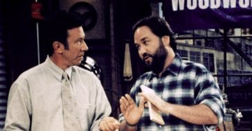 Tim Allen and Richard Karn talk Home Improvement reboot