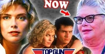Top Gun cast then now