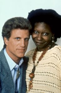 While Ted Danson and Whoopi Goldberg worked on Made in America together, they started an affair that turned a lot of heads