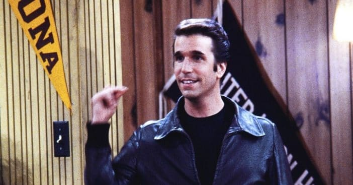 Why Henry Winkler was cast as Fonzie