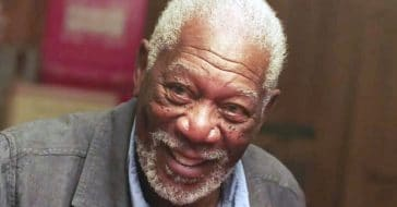 Win a call from Morgan Freeman