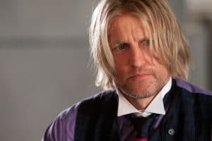 Young adult lit readers may recognize him as Haymitch in The Hunger Games