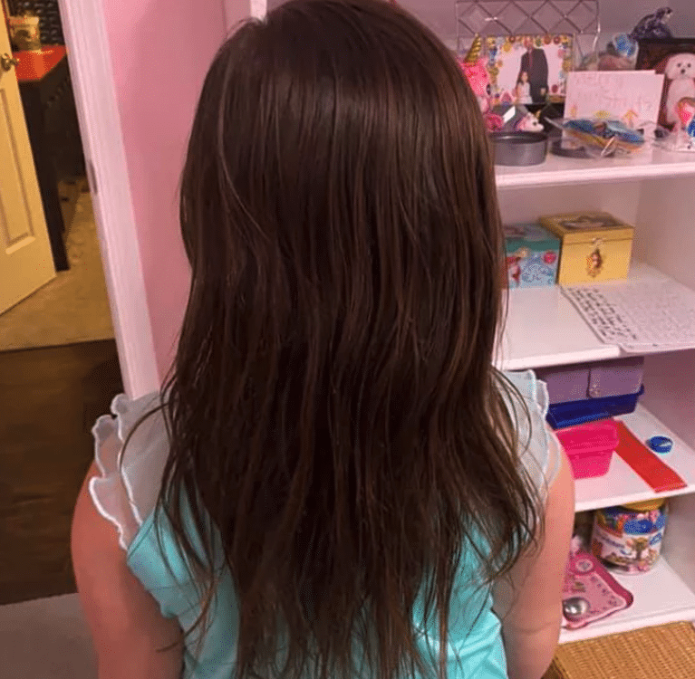 Mom Spends 20 Hours Combing 150 Velcro-Like Toys Out Of Daughter's Hair