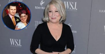 bette midler shares wedding photo that had been lost for years