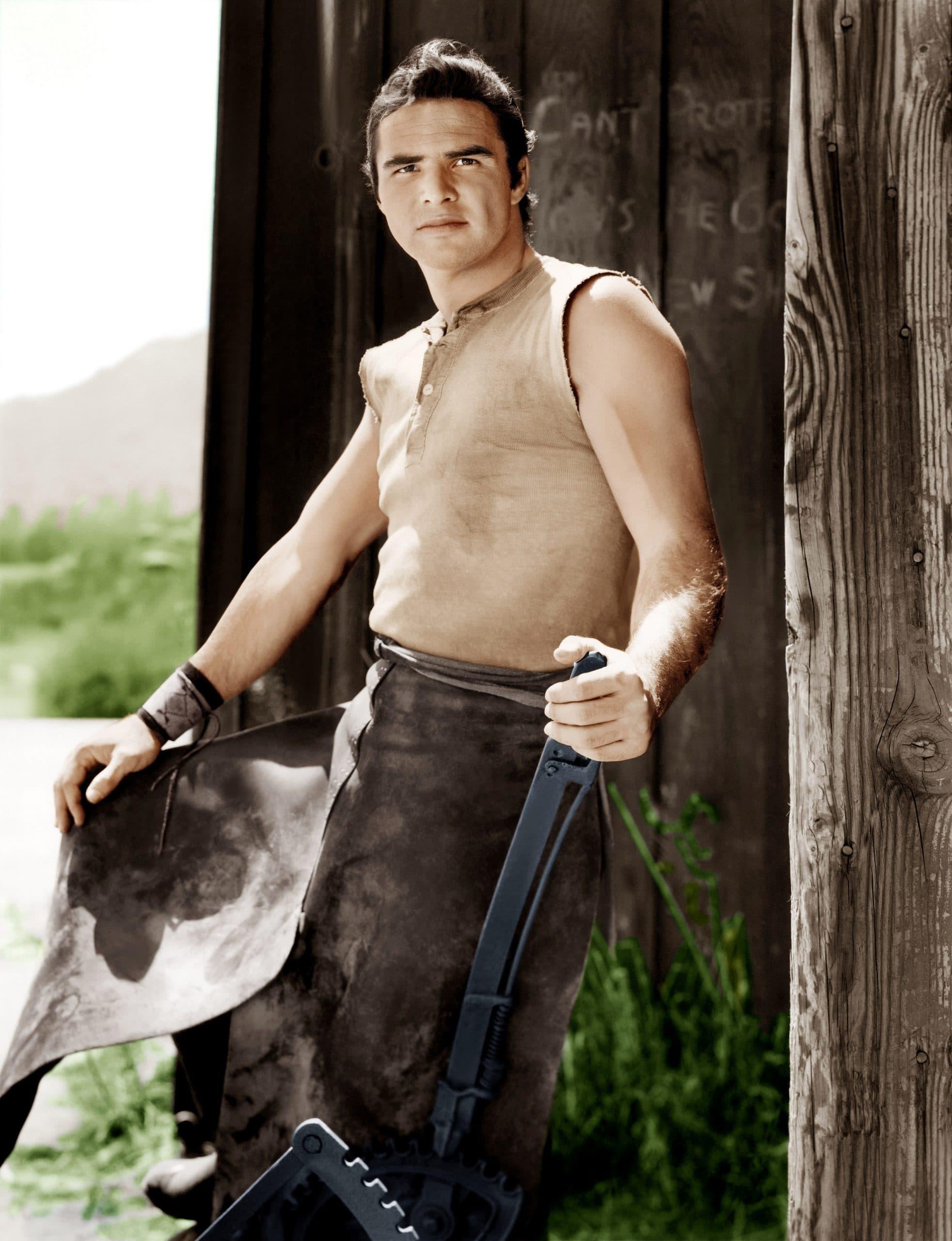 GUNSMOKE, Burt Reynolds, 'Quint Asper