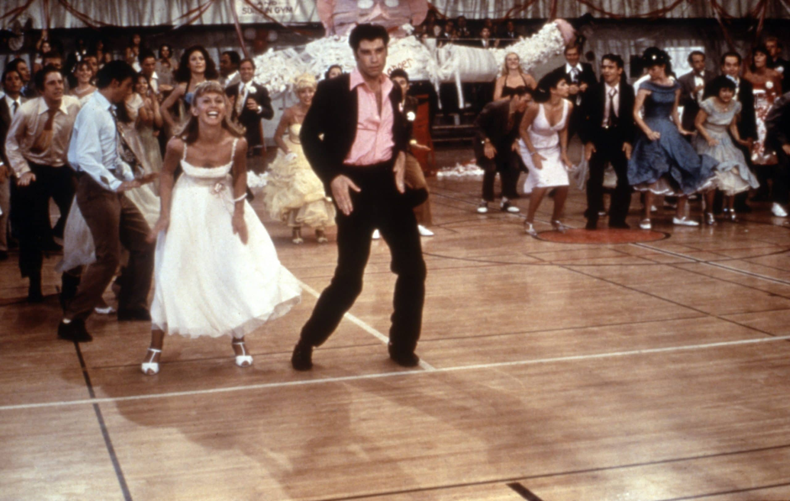 GREASE, Olivia Newton-John, John Travolta