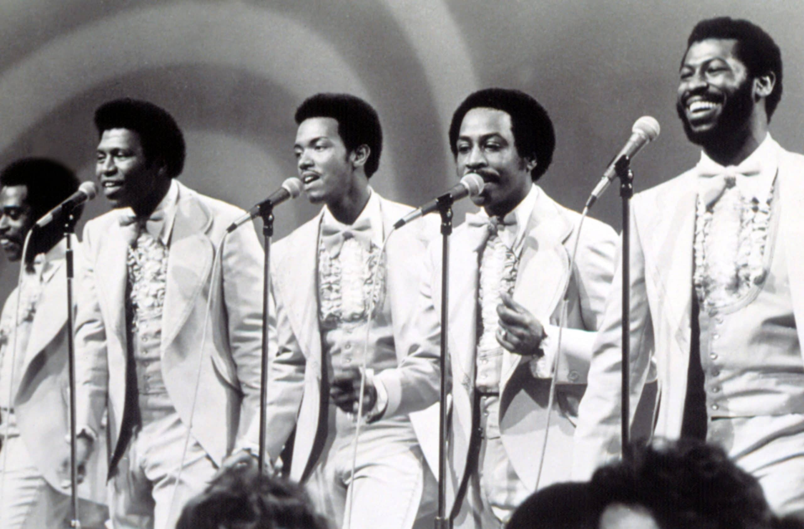 Harold Melvin and the Blue Notes, ca. 1975