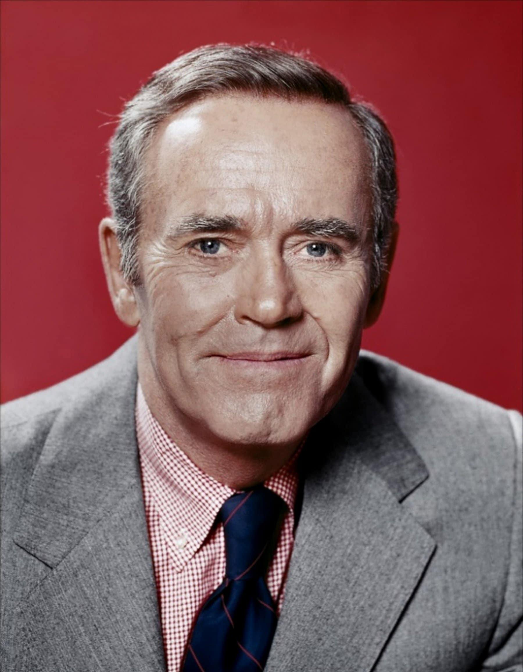 THE SMITH FAMILY, Henry Fonda