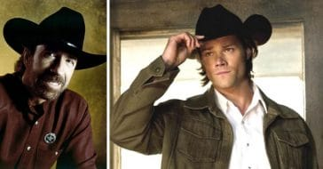 how chuck norris feels about jared padalecki playing role in walker texas ranger reboot
