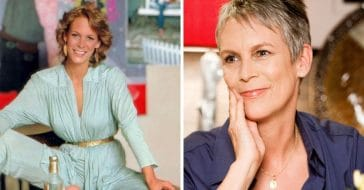 jamie lee curtis photo and message to celebrate 22 years sober