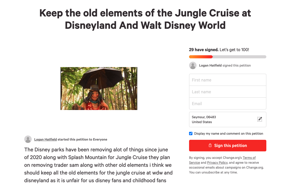 Disney Fans Petition Against Changing Jungle Cruise After Racism Complaints