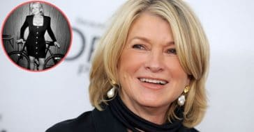 martha stewart stuns in sexy LBD and more in new photos