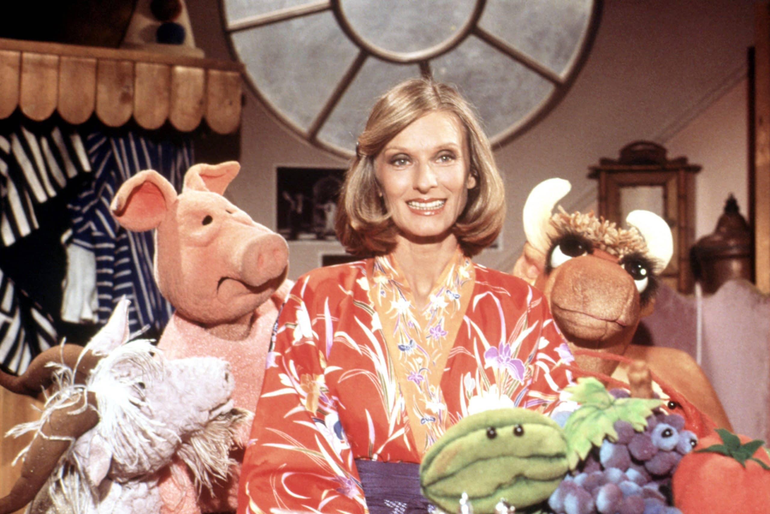 THE MUPPET SHOW, Cloris Leachman