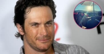 oliver hudson causes a stir on social media with new photo