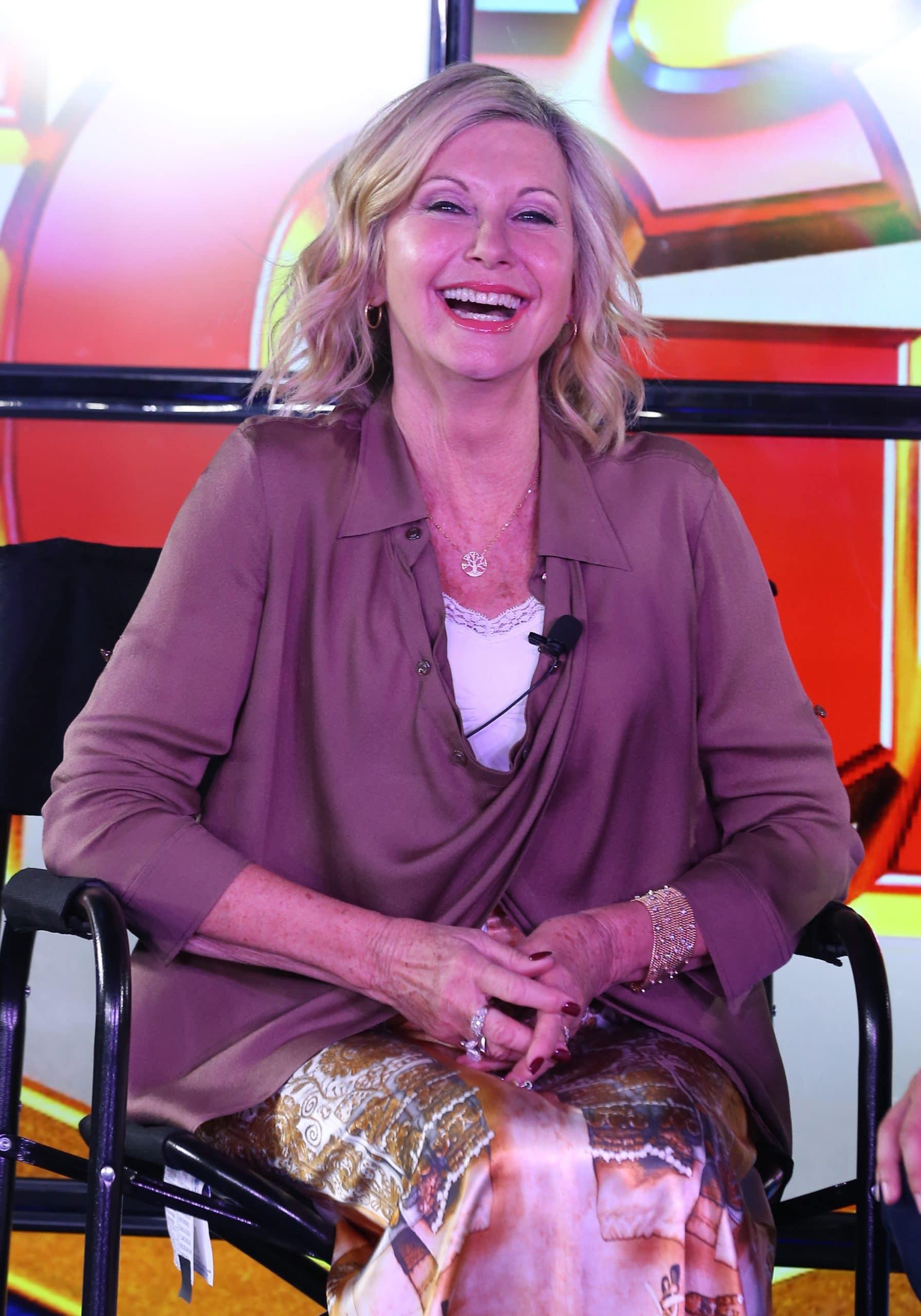 Olivia Newton-John's Plans For The COVID-19 Vaccine Amid Cancer Battle