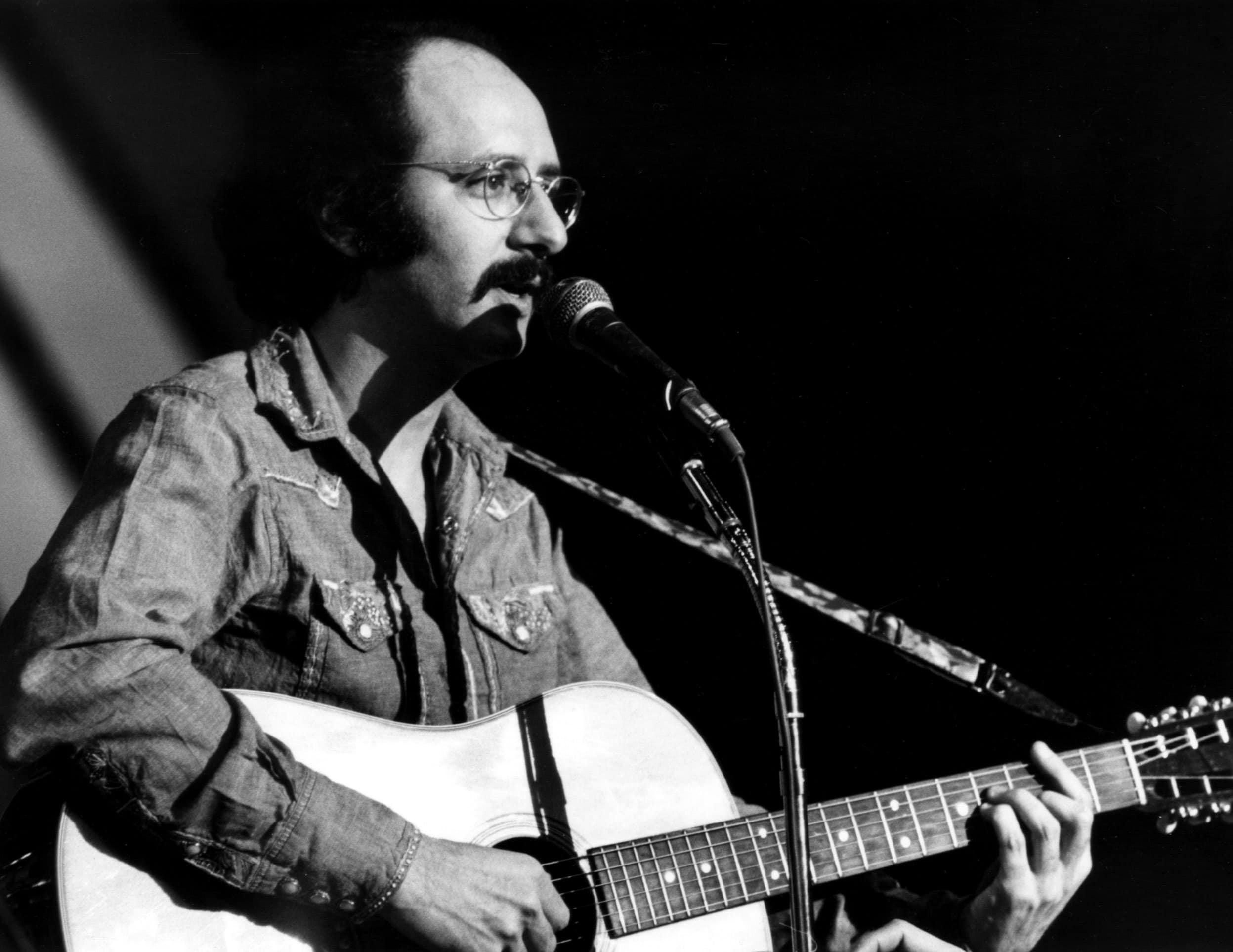 Peter Yarrow, ca. early 1970s