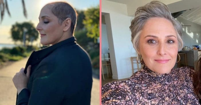 ricki lake on embracing her hair loss after 30 years