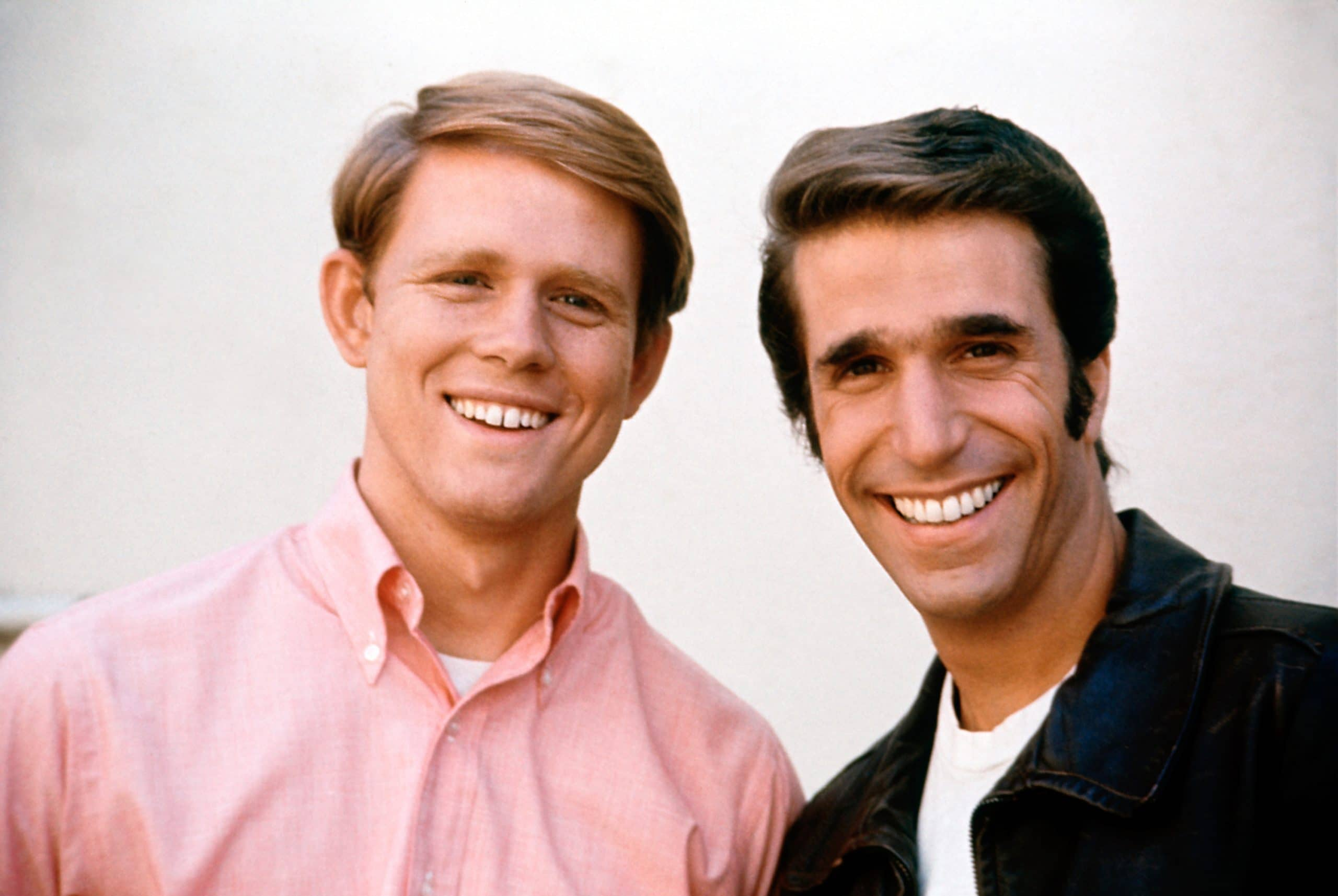 HAPPY DAYS, Henry Winkler, Ron Howard