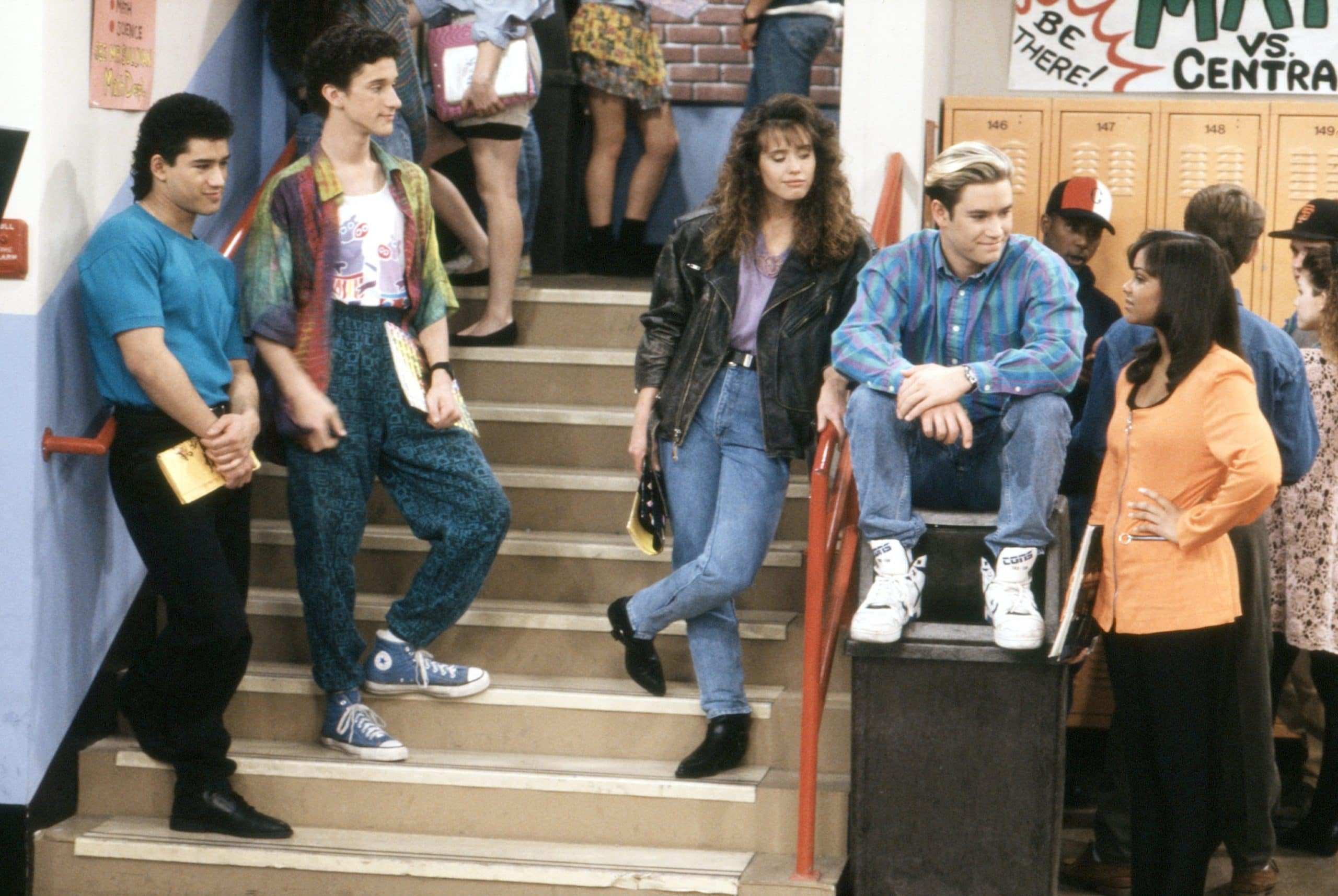 saved by the bell cast members