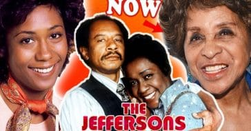 the jeffersons cast then and now 2021