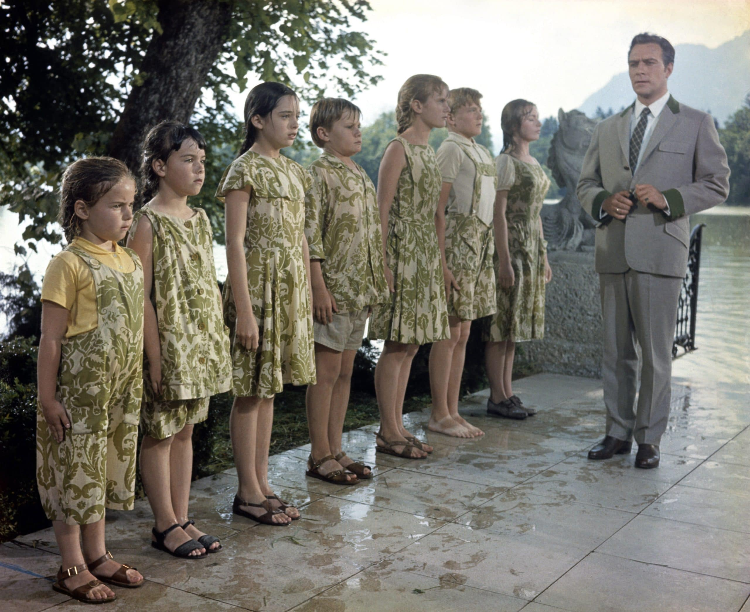 the sound of music cast