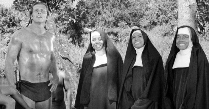 the supremes on '60s show tarzan
