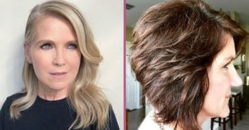 youthful hairstyles for women over 50