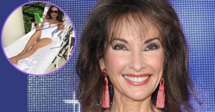 74-Year-Old Susan Lucci's Legs Look Incredible In New Photo