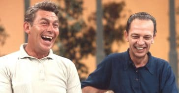Andy Griffith shared emotional interview after Don Knotts death